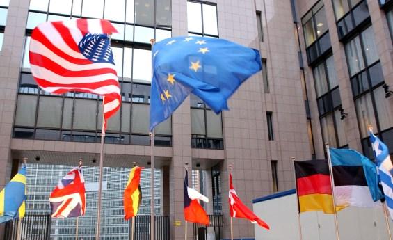 Belgium EU US Spain