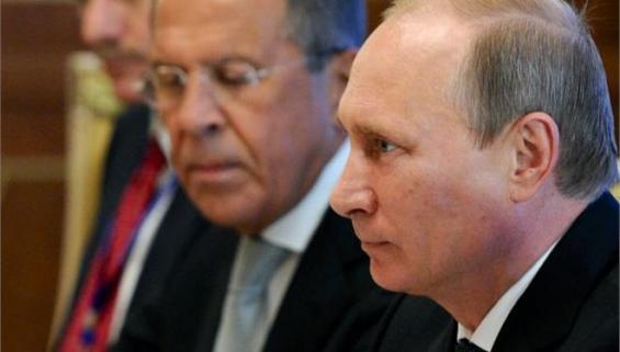Λαβροφ&Πούτιν