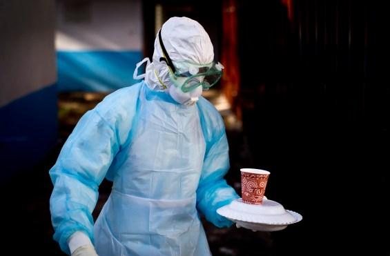 Kenya Ebola Africa Containment