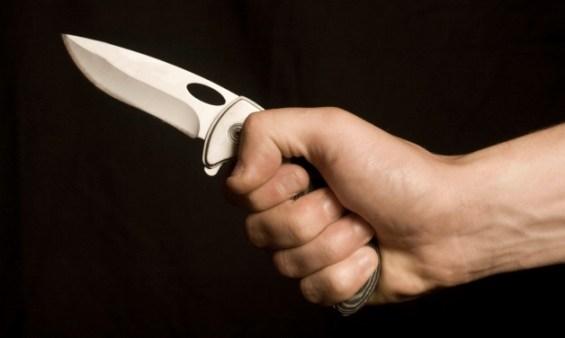 ληστεία μαχαίρι