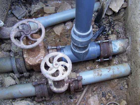 Δίκτυο ύδρευσης