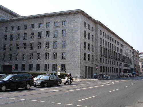 γερμανικό υπουργείο οικνομικών