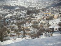 Παραμονή Χριστουγέννων με χιόνια – Που χρειάζονται αλυσίδες στη Μαγνησία
