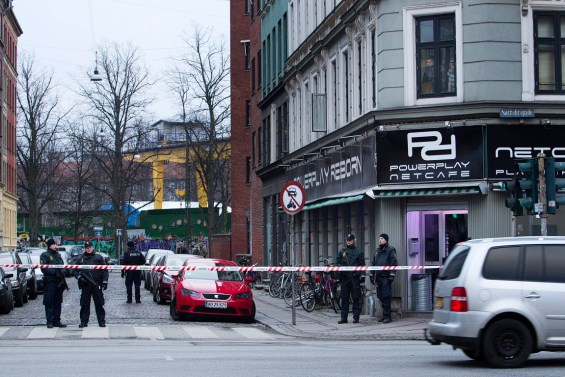 Copenhagen on edge after second shooting in city centre