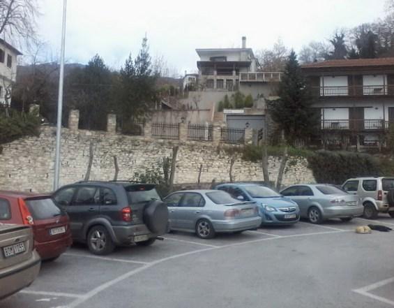 portaria parkingk