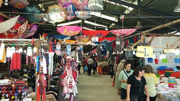Αναβάλλεται η διεξαγωγή της Εμποροπανηγύρεως της Αγίας Παρασκευής του Δήμου Χαλκιδέων