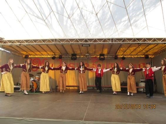 Χορευτικό στα Τρίκαλα