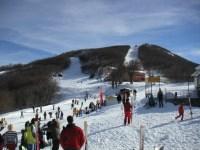 Ανοιχτό το Σαββατοκύριακοτο Χιονοδρομικό Κέντρο Πηλίου