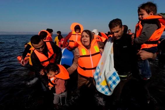 GREECE REFUGEES CRISIS