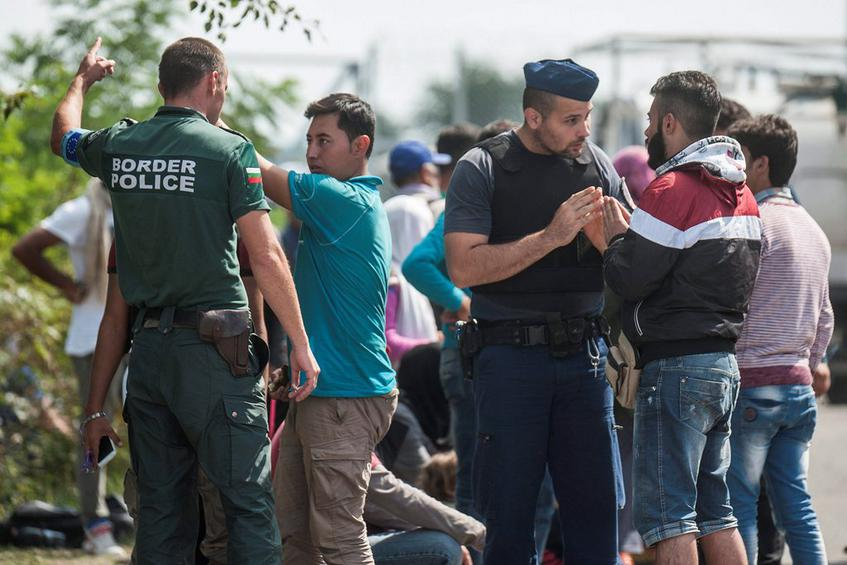 HUNGARY MIGRATION REFUGEES CRISIS