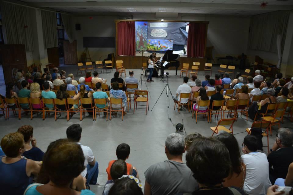 Συναυλία στη Ζαγορά με διεθνούς φήμης σολίστ