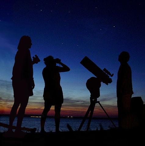 Με αστροβραδιά στα Χάνια Πηλίου αρχίζει το Θερινό Σχολείο Αστρονομίας