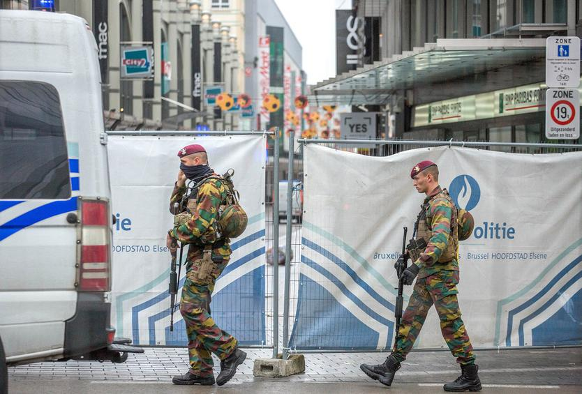 Belgium Security