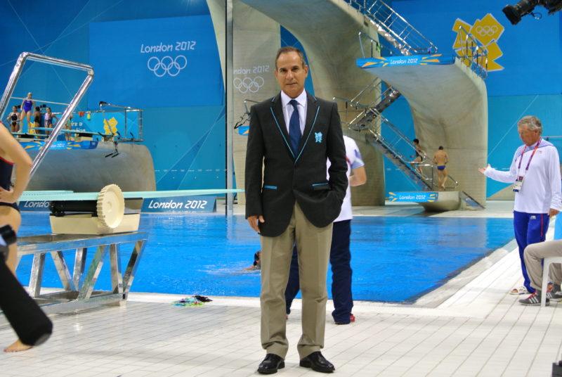 Ο Ν. Τουλούδης στους Ολυμπιακούς του Λονδίνου