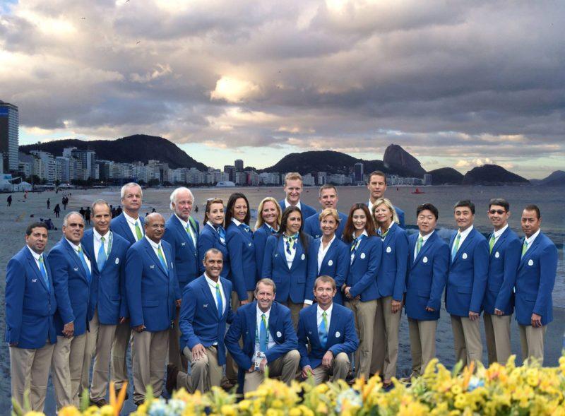 Όλο το σώμα των κριτών στο Ρίο