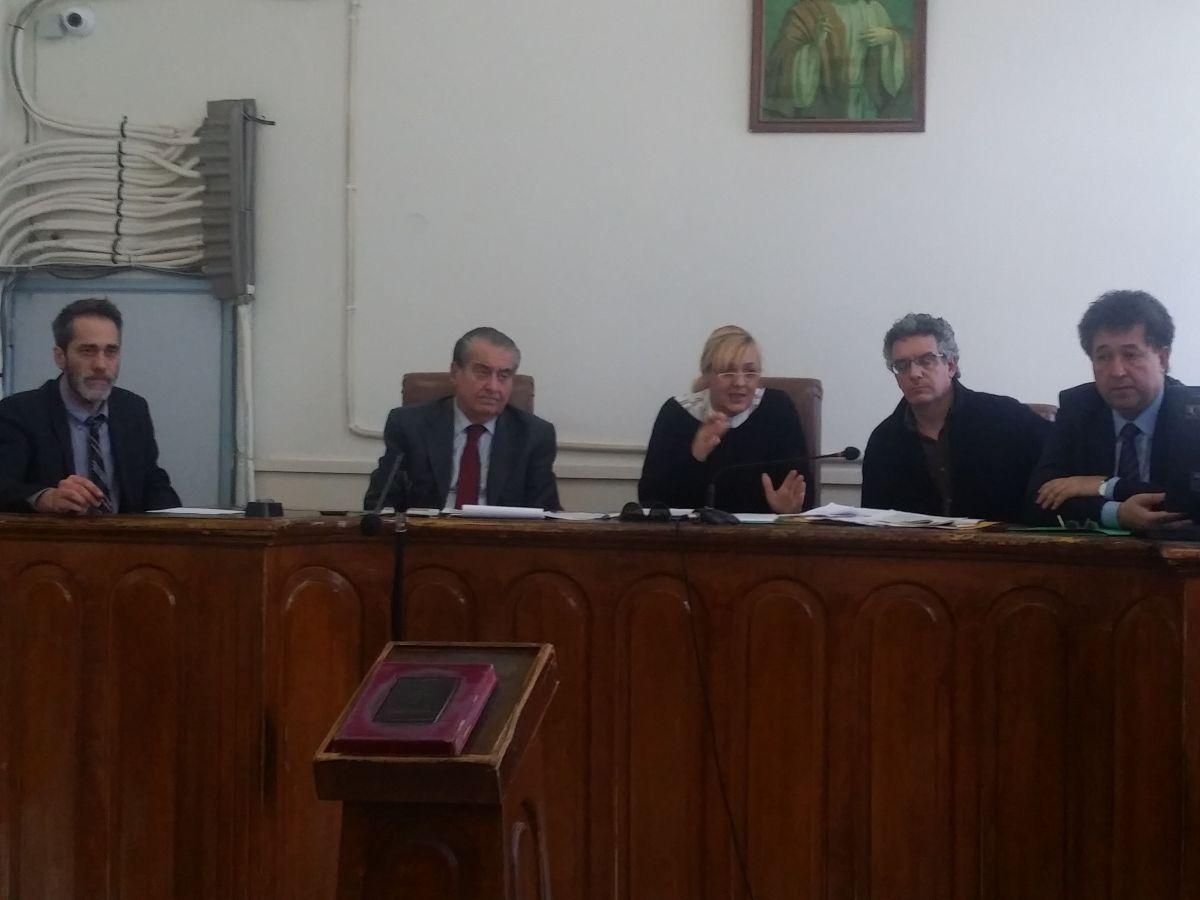 Να δοθεί παράταση για αντιρρήσεις στους δασικούς χάρτες- Ενδιαφέρουσα ενημερωτική εκδήλωση πραγματοποιήθηκε στο δικαστικό μέγαρο