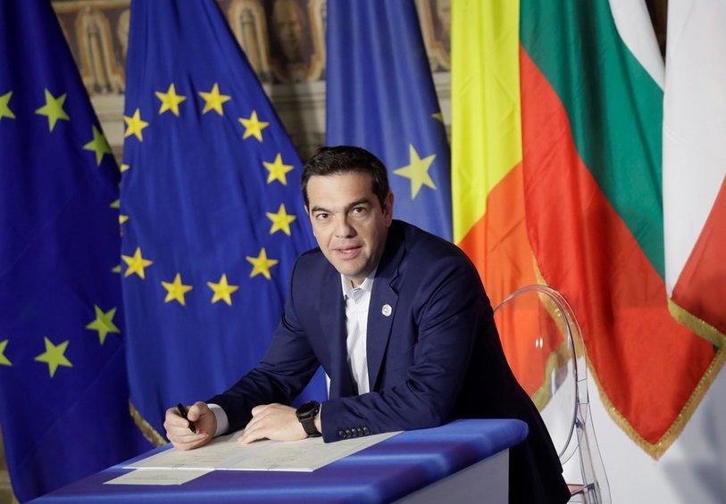 Υποστήριξη της ευρωπαϊκής ηγεσίας στην πρωτοβουλία A. Τσίπρα