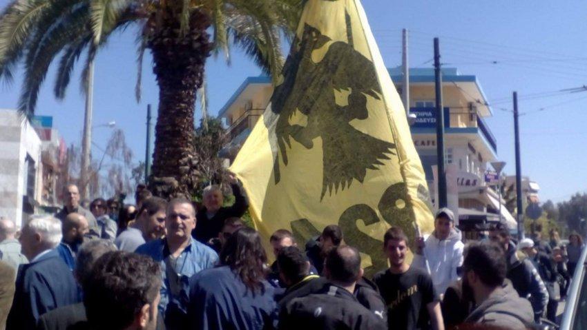Επίθεση σε Βασιλόπουλο στην παρέλαση