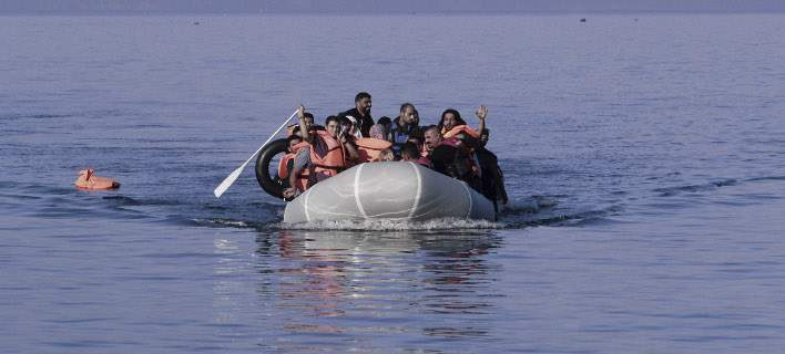 397c319567 Διασώθηκαν 17 πρόσφυγες ανοιχτά της Χίου - e-thessalia.gr