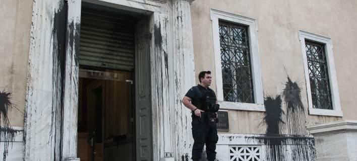 Πρόεδρος Ειδικών Φρουρών: Γελοιοποιείται η ΕΛ.ΑΣ. με τις επιθέσεις του Ρουβίκωνα