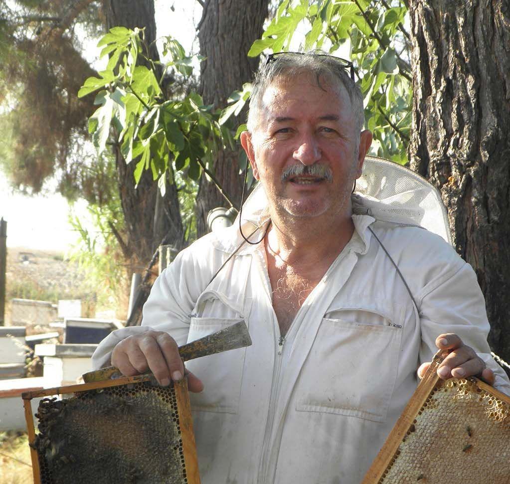 «Πικρή» γεύση για τους μελισσοκόμους της Μαγνησίας – Δύσκολη χρονιά το 2018 λόγω κακών καιρικών συνθηκών