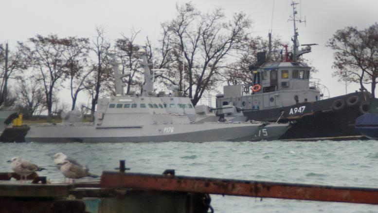 Στη Μόσχα μεταφέρθηκαν οι συλληφθέντες Ουκρανοί ναύτες