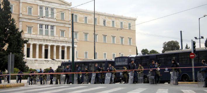 «Αστακός» σήμερα η Αθήνα για την επέτειο Γρηγορόπουλου – Επί ποδός 5.000 αστυνομικοί