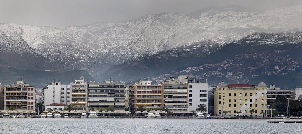 Νέα ψυχρή εισβολή από σήμερα – Αναμένονται χιονοπτώσεις στη Μαγνησία και σημαντική πτώση της θερμοκρασίας