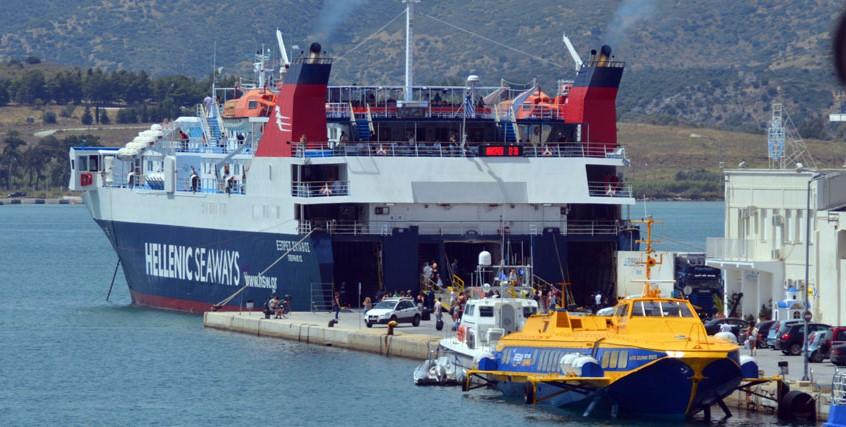Περισσότεροι επιβάτες στο Λιμάνι του Βόλου – Αυξήθηκε η κίνηση κατά το 2018