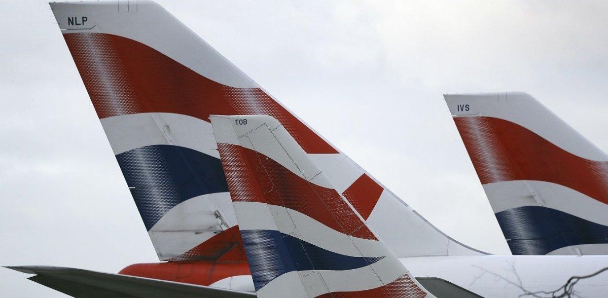 Συγγνώμη της British Airways στους επιβάτες που προσγειώθηκαν σε λάθος αεροδρόμιο