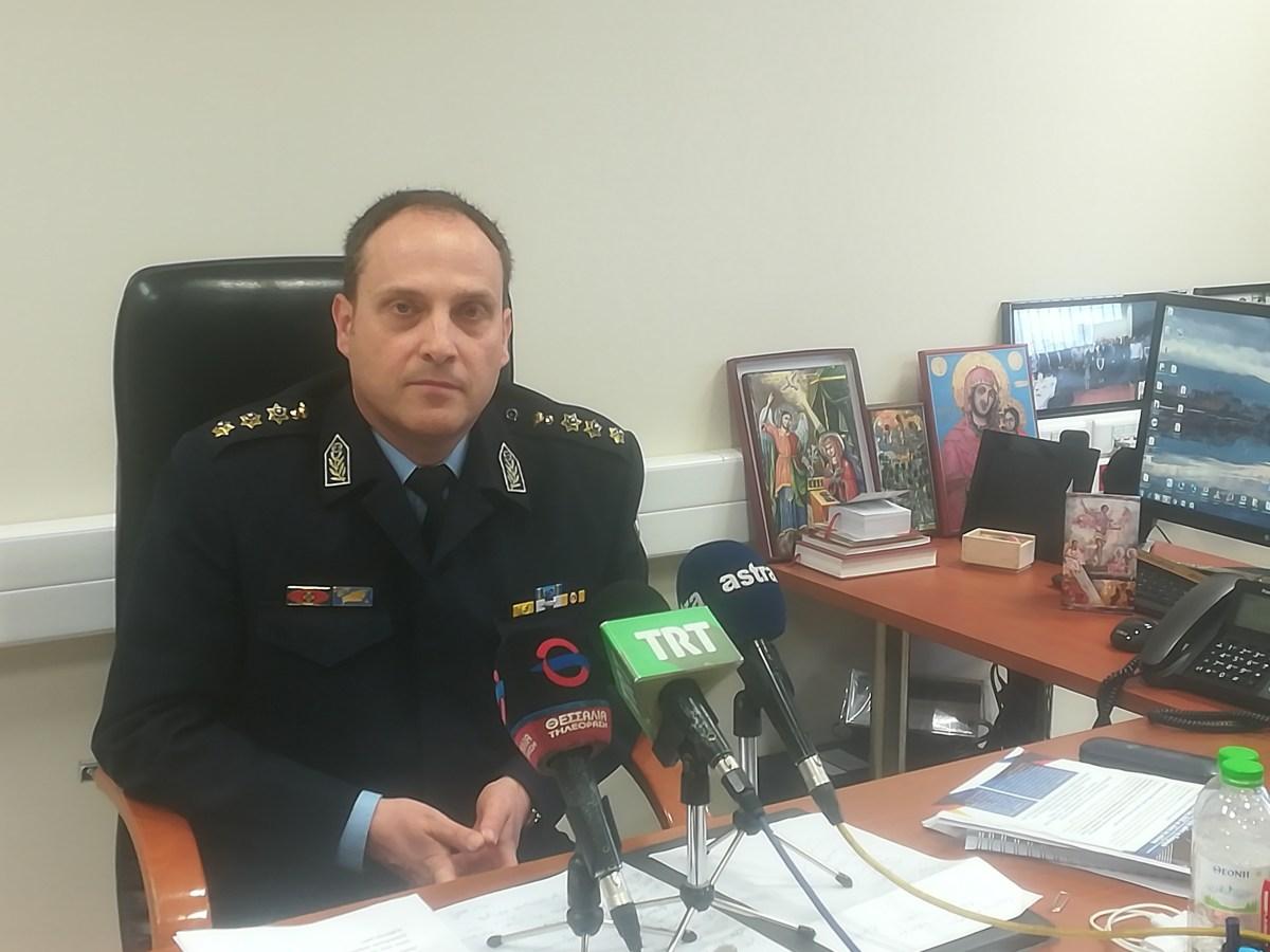 Στο κέντρο του Βόλου και σε επικίνδυνα σημεία του οδικού δικτύου οι αστυνομικοί για τις ημέρες του Πάσχα