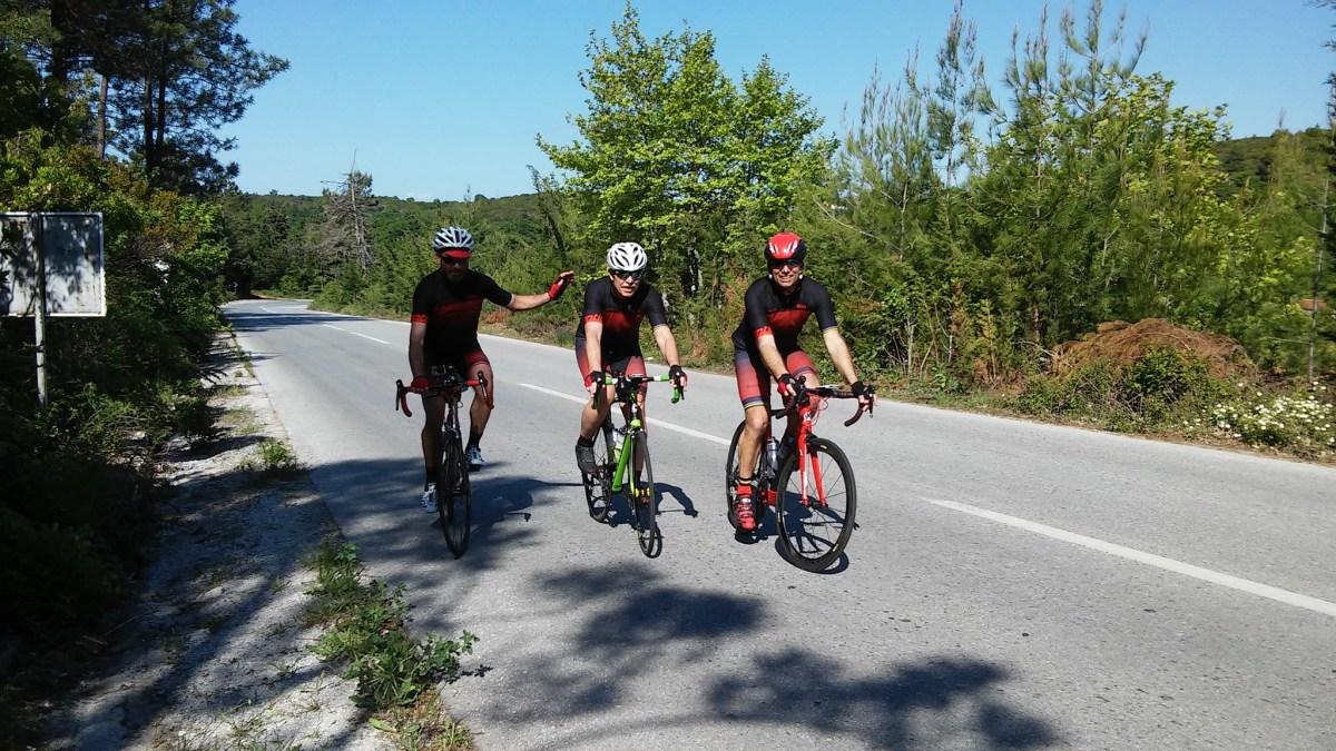 50 ποδηλάτες συμμετείχαν στον ποδηλατικό γύρο «Brevet» Πηλίου που διοργάνωσε το Σχολείο Δεύτερης Ευκαιρίας Βόλου