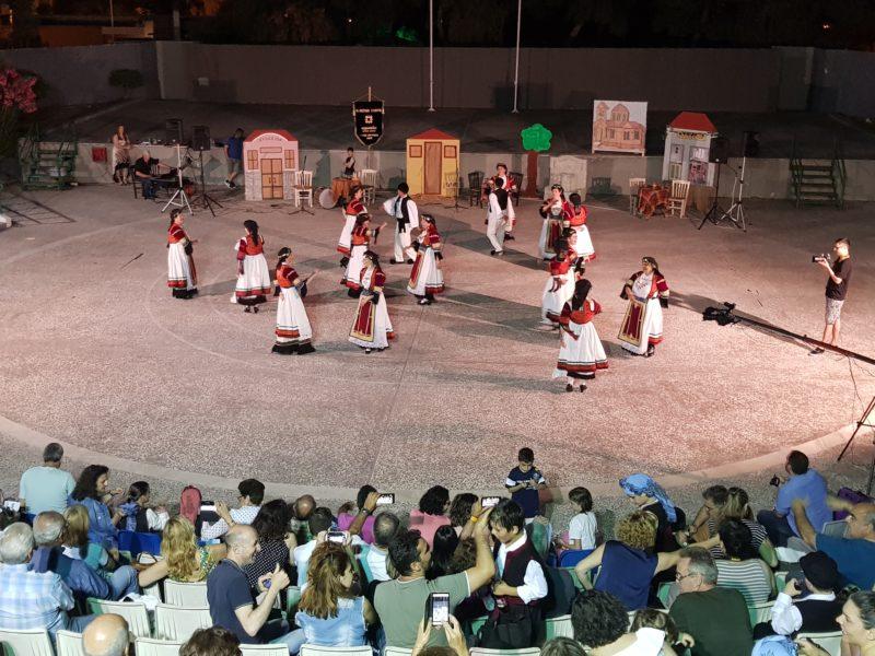 Γέμισε μουσική και χορό το Ανοιχτό Δημοτικό Θέατρο της Νέας Ιωνίας