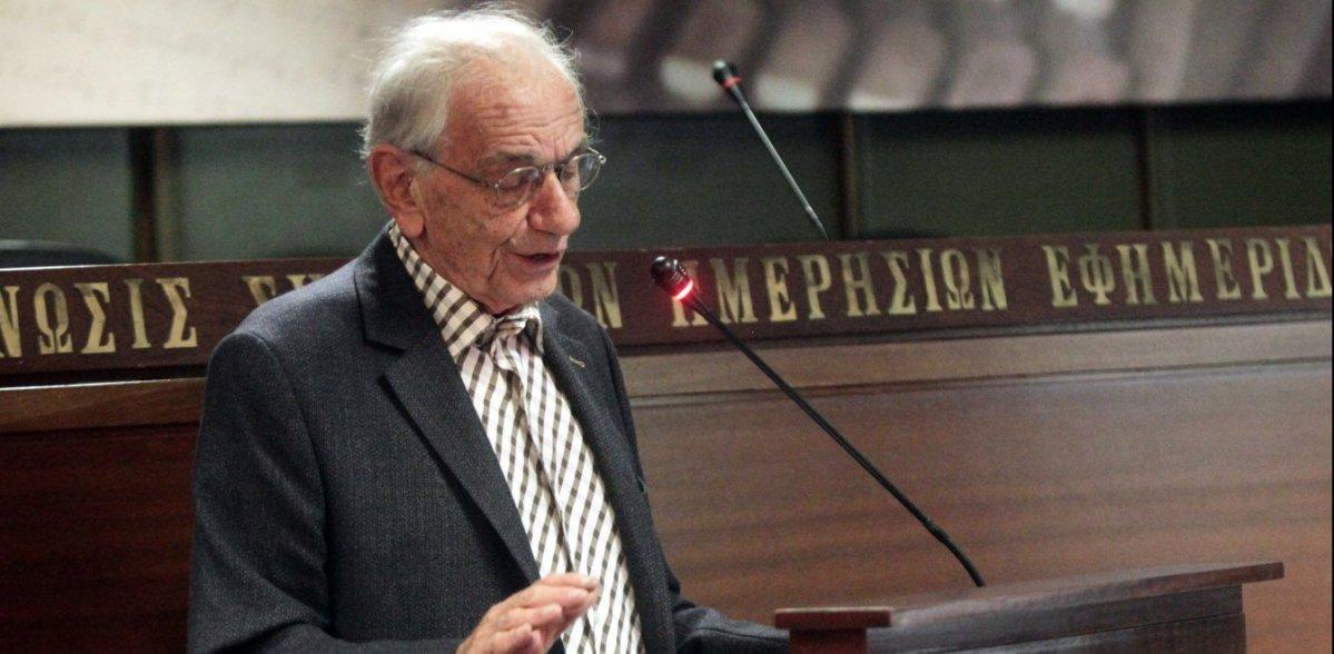 Ο Βασίλης Βασιλικός επικεφαλής του Επικρατείας του ΣΥΡΙΖΑ