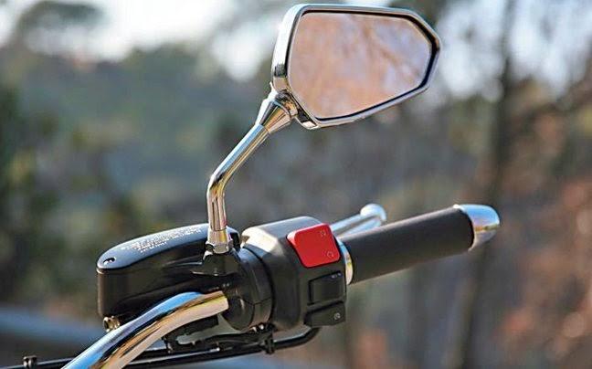 Έκλεψαν μοτοσυκλέτα στον Βόλο και την εγκατέλειψαν στη Λάρισα