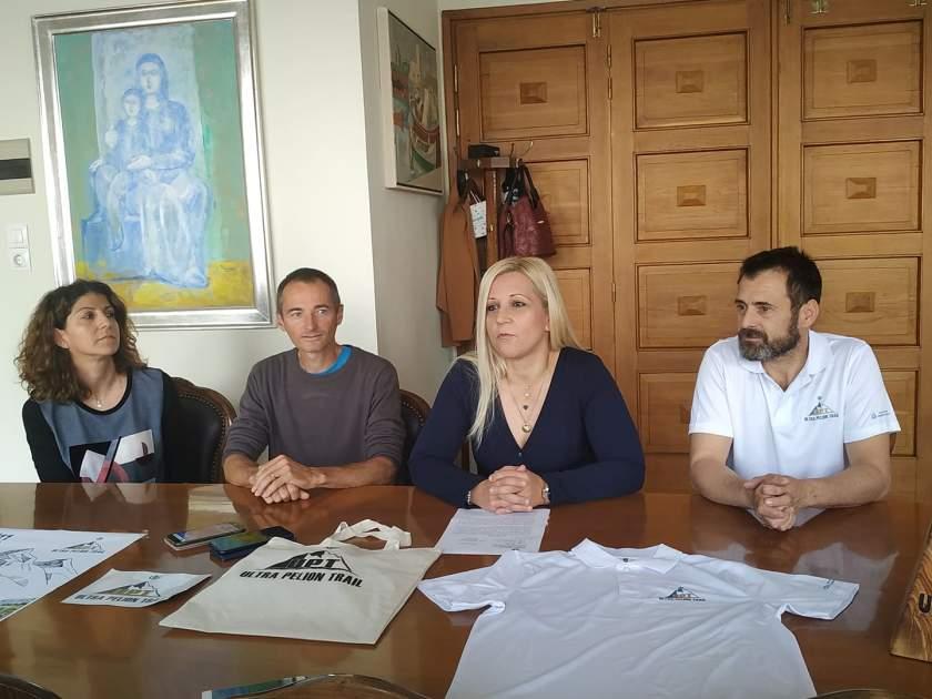 Περισσότερα από 2.000 άτομα, αθλητές και συνοδοί, στη Μαγνησία, για τον ορεινό υπερμαραθώνιο στο Πήλιο