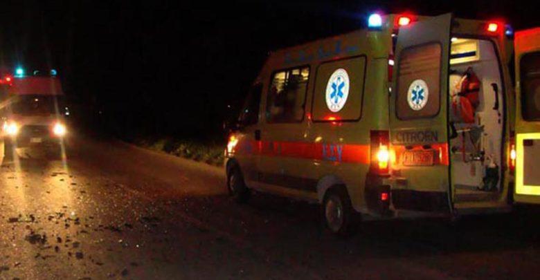 Τραγικός θάνατος 62χρονου στο Πουρί - Καταπλακώθηκε από φορτηγό -  e-thessalia.gr