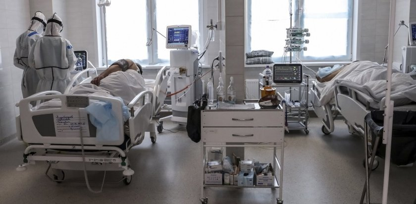 Ρωσία: Aνακοινώθηκαν περισσότερα από 6.600 νέα κρούσματα κορωνοϊού