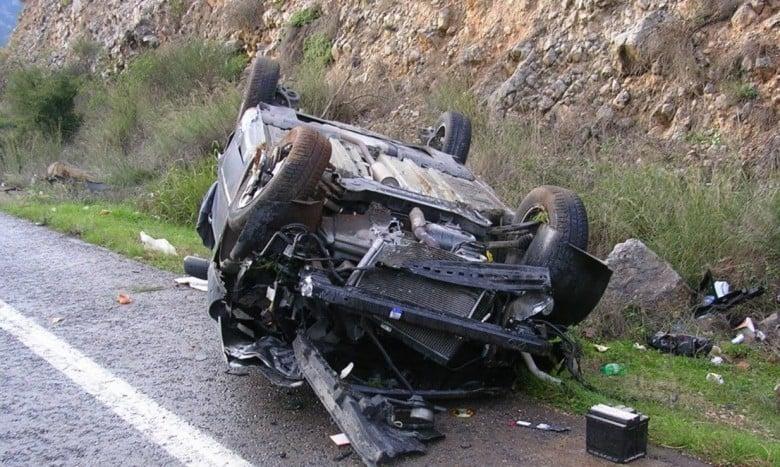 Ελαφρά τραυματίστηκε οδηγός Ι.Χ. που ενεπλάκη σε τροχαίο στη Συκή