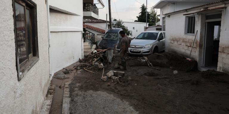 Τραγωδία στην Εύβοια: 6 θύματα από την κακοκαιρία – Εντοπίστηκε νεκρή 38χρονη