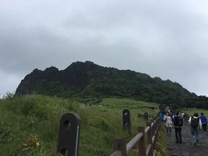 済州島天気悪い
