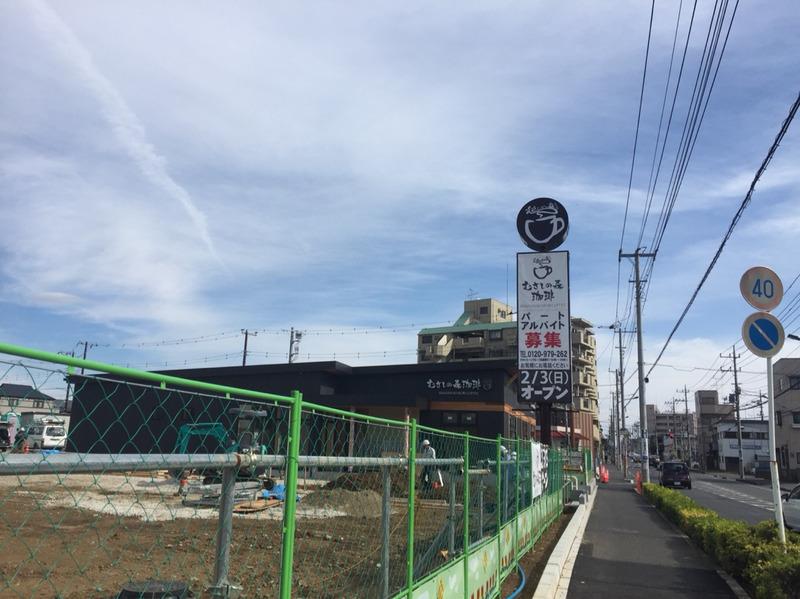 松戸新田の空き地