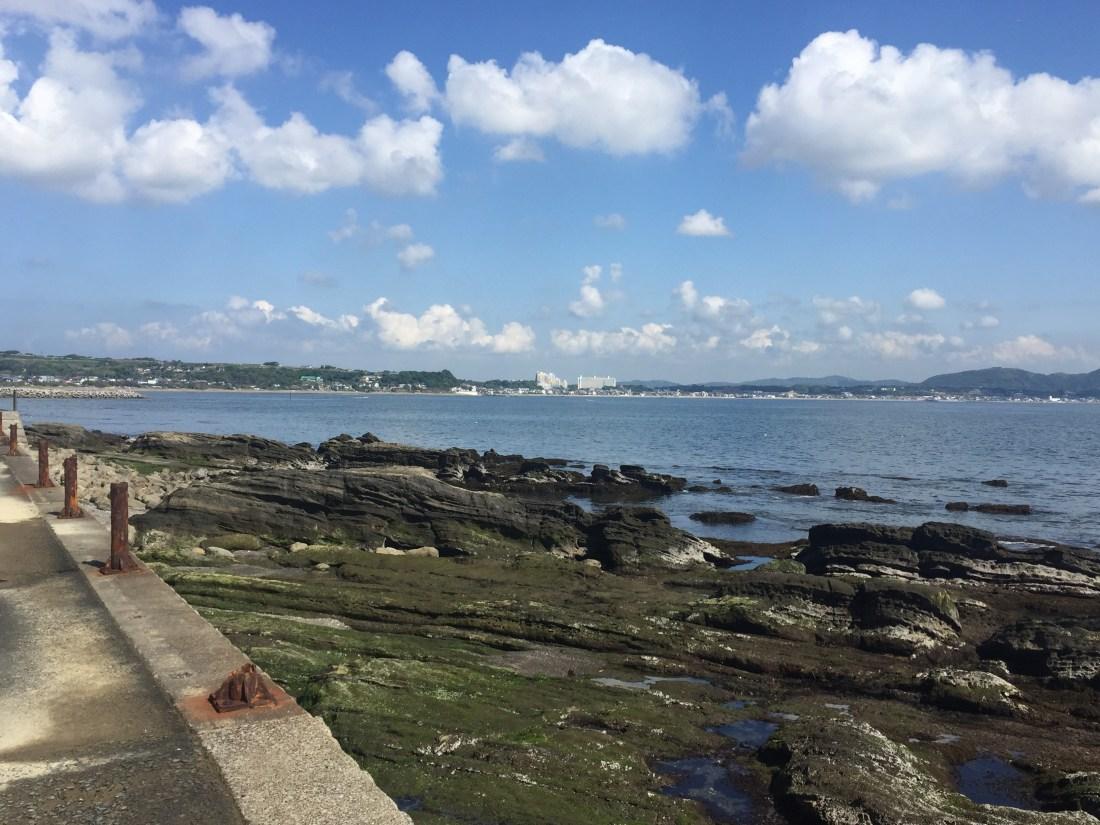 小浜から三浦海岸