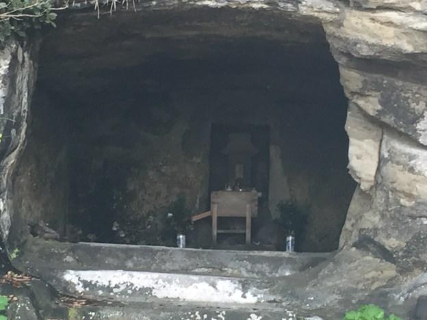 南無谷の金毘羅様