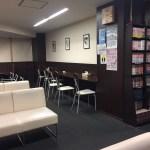 深夜高速バス待つ間にリフレッシュスペースへ*新宿VIPラウンジが良いよ!