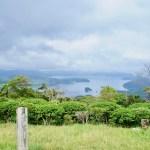奄美大島から見る加計呂麻島