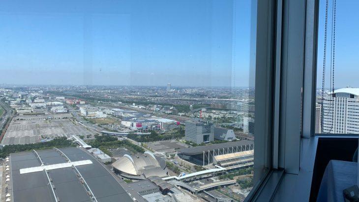 ランチバイキングin幕張*アパホテルの50階がオススメ
