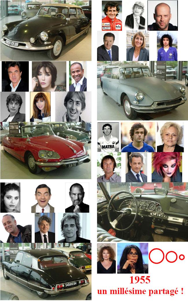 La Citroën DS a la cote, pour ses 60 ans ! ‹ Monsieur Vintage - la...