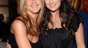 Nueva película de Jennifer Aniston y Demi Moore
