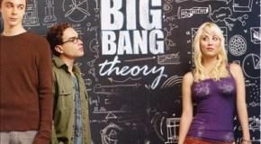 The Big Bang Theory, una estupenda serie